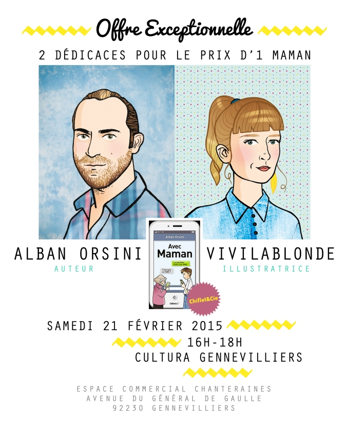 Alban Orsini & Vivi Lablonde